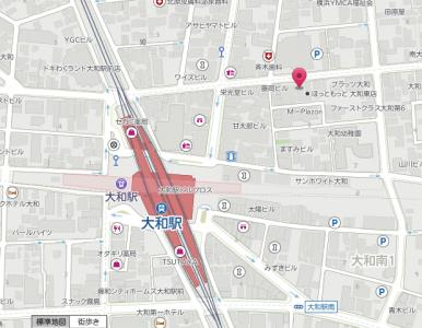 たぬきや本店map