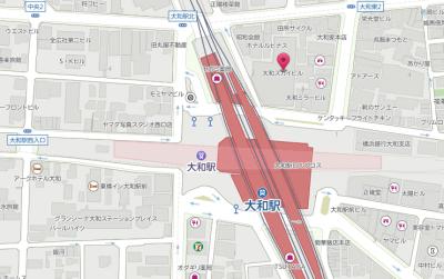 香月珈琲店map