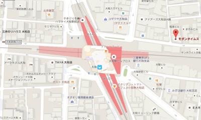 モダンタイムスmap
