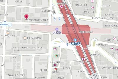 桃太郎map